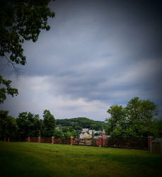Seymour before the rain