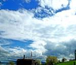 Sky over Newburgh