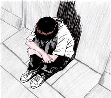 Depression by bettinaminamino