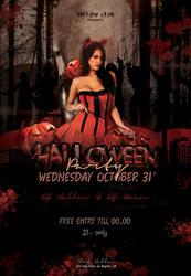 Halloween Flyer by Jones500