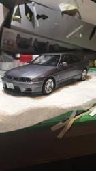 BNR33 GTR Front by Donsoa