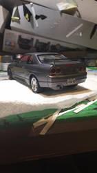 BNR33 GTR rear by Donsoa