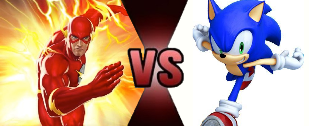 flash vs sonic - photo #9