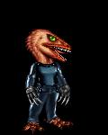Raptor by Tohokari-Steel