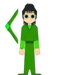 Emerald by Tohokari-Steel