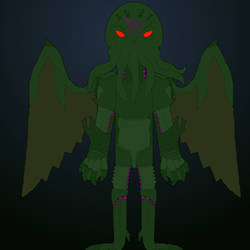 Grimmwoods Cthulhu reference