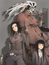 Ergo Proxy by BelsProfile