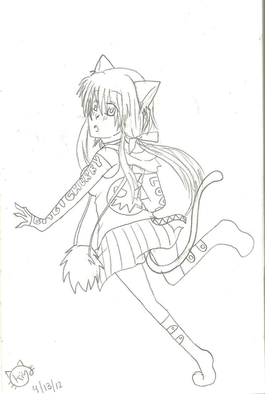 Soul eater/ Fairy Tale fan~ :3 by KiyaSparleVampire