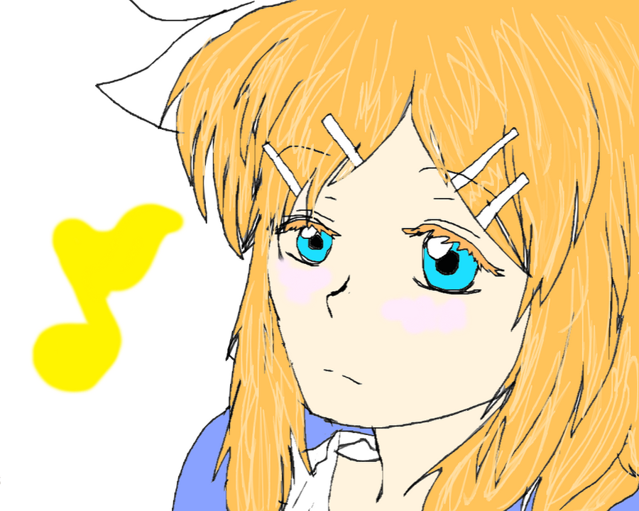 Rin-chan by KiyaSparleVampire