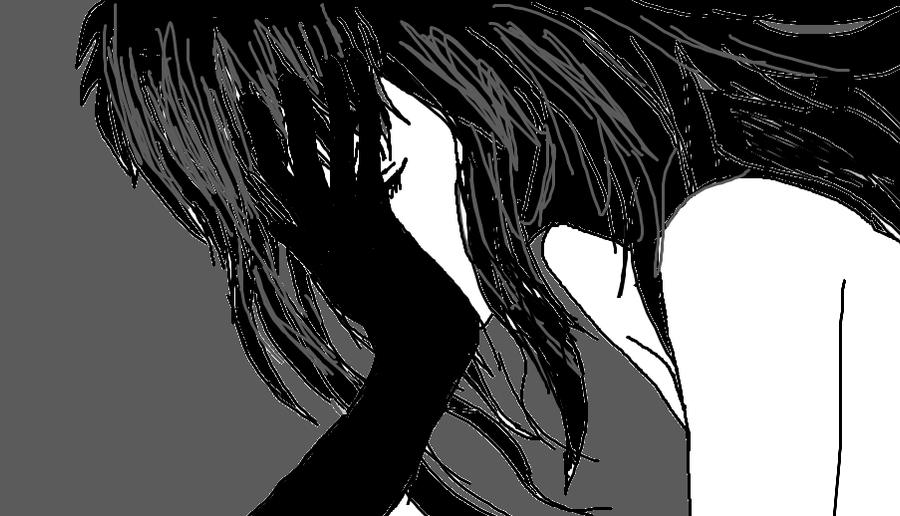 hidden dark feelings by KiyaSparleVampire