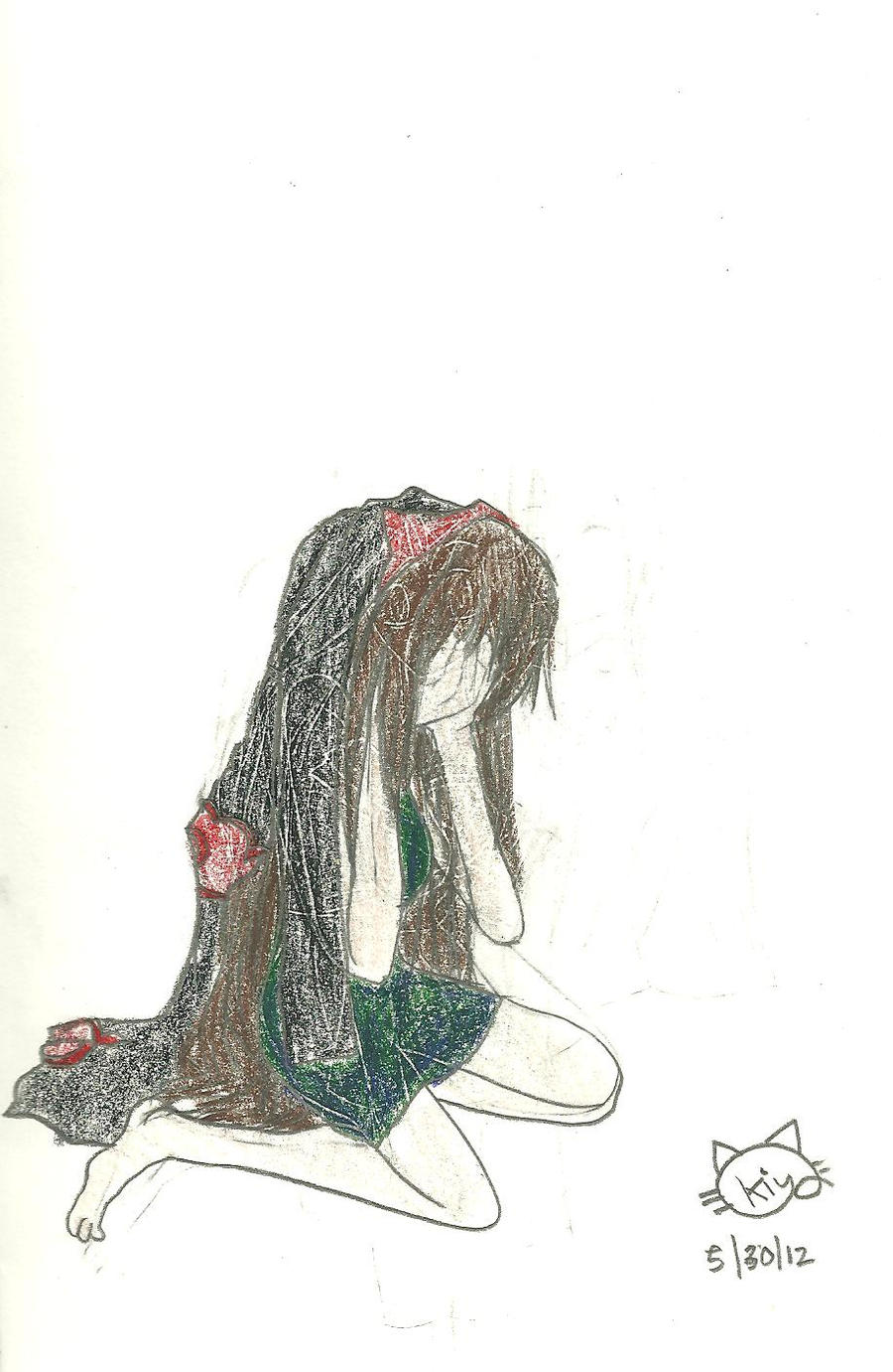 Yumi's lost love by KiyaSparleVampire