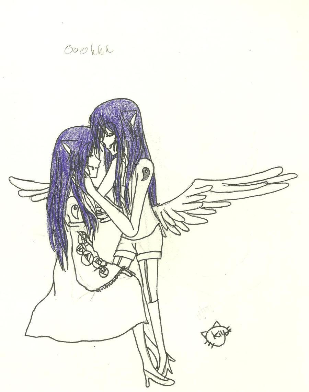 The Pityful Twins Of Yuri by KiyaSparleVampire