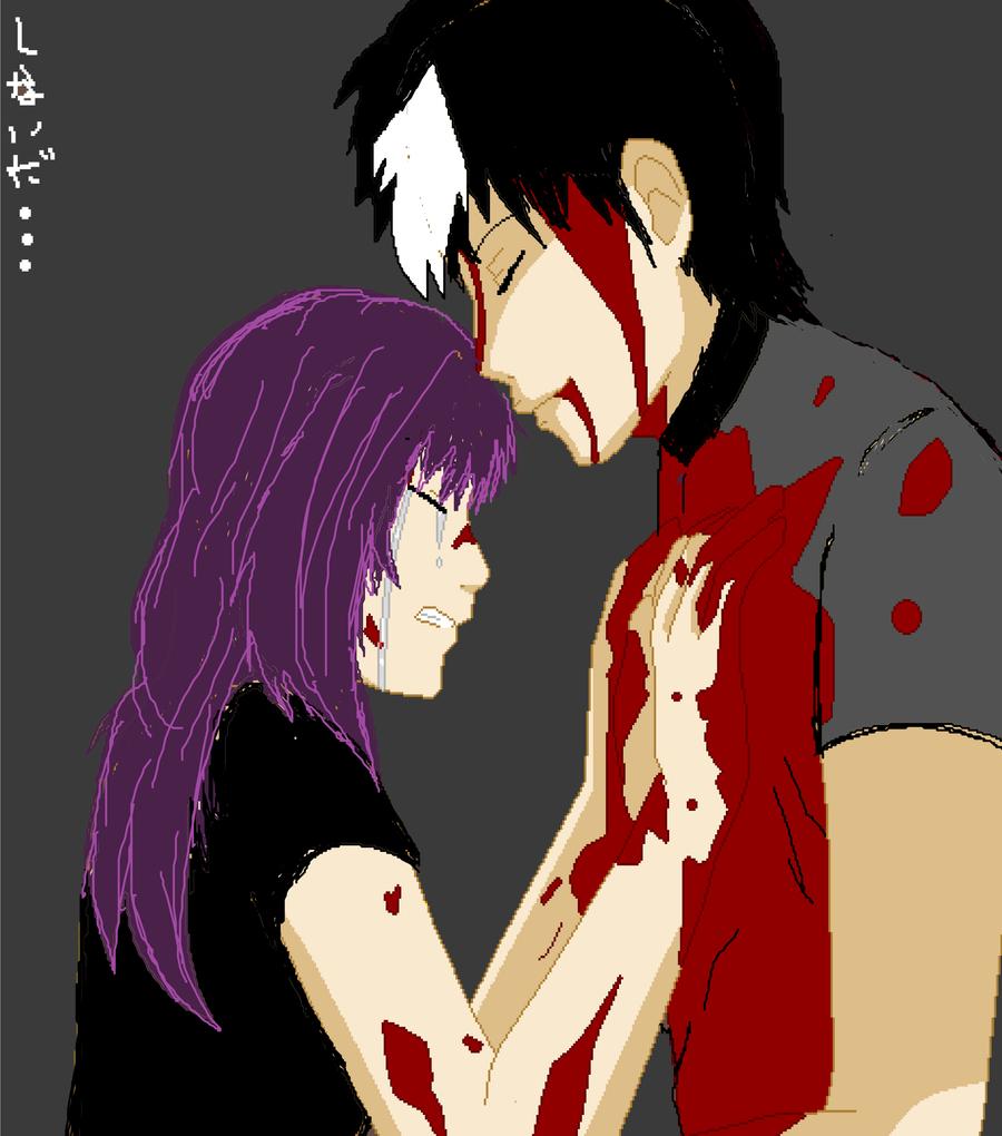 Onegai Shina nai de (please dont die) by KiyaSparleVampire