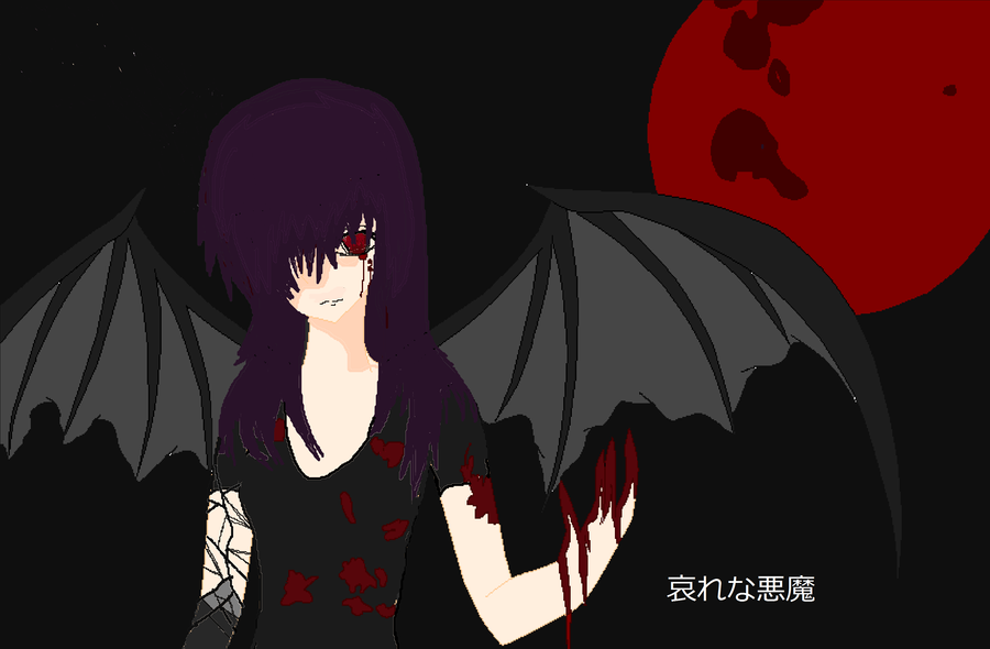 Pitiful Devil by KiyaSparleVampire