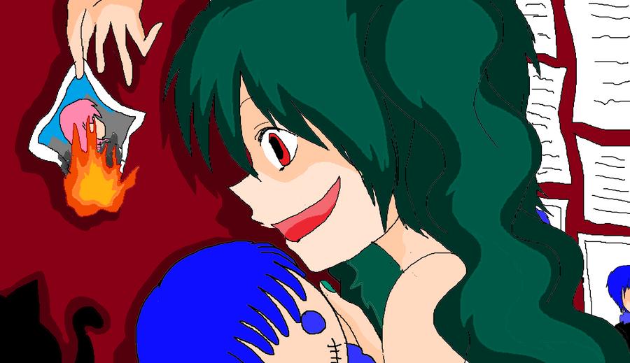 Rotten Girl, Grotesque Romance by KiyaSparleVampire