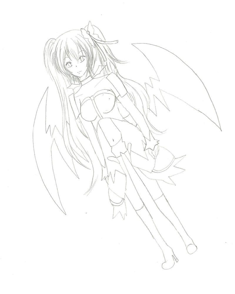 Vampire TinierMeiko2 by KiyaSparleVampire