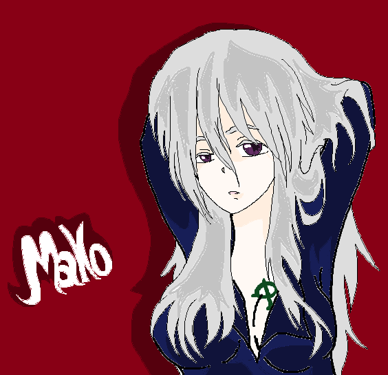 Mako looking Sexy~ by KiyaSparleVampire