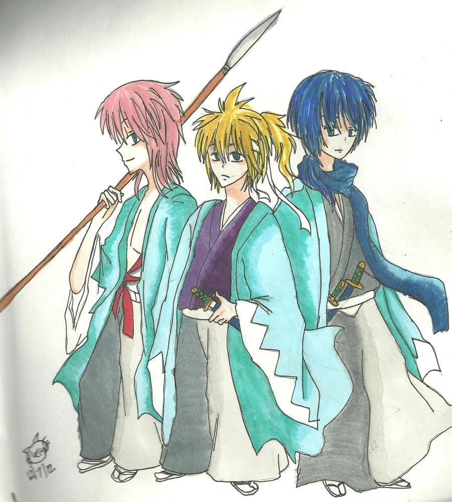 Hakuoki Shinsengumi Kitan VOCALOID by KiyaSparleVampire