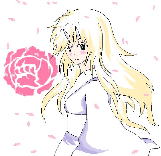 Sakura Oni by KiyaSparleVampire