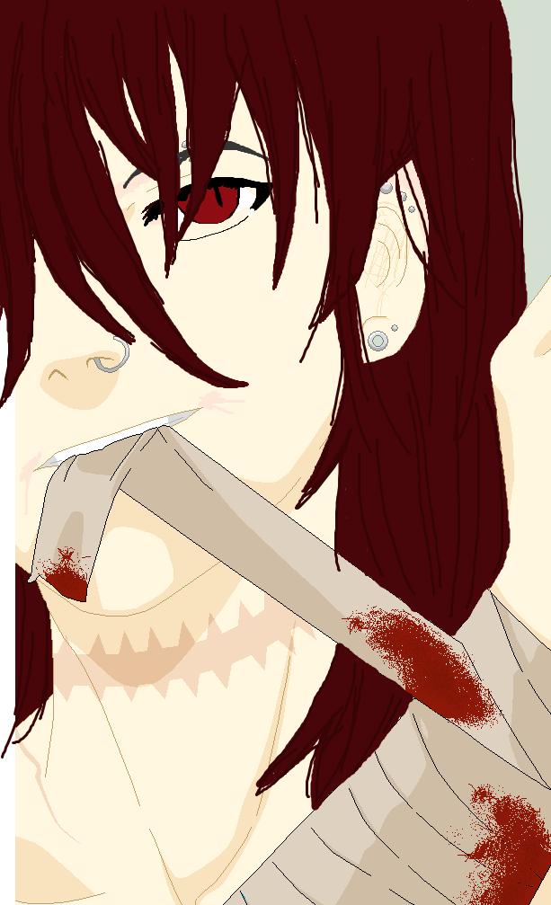 Demon Girl by KiyaSparleVampire