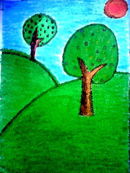 generic series: two trees