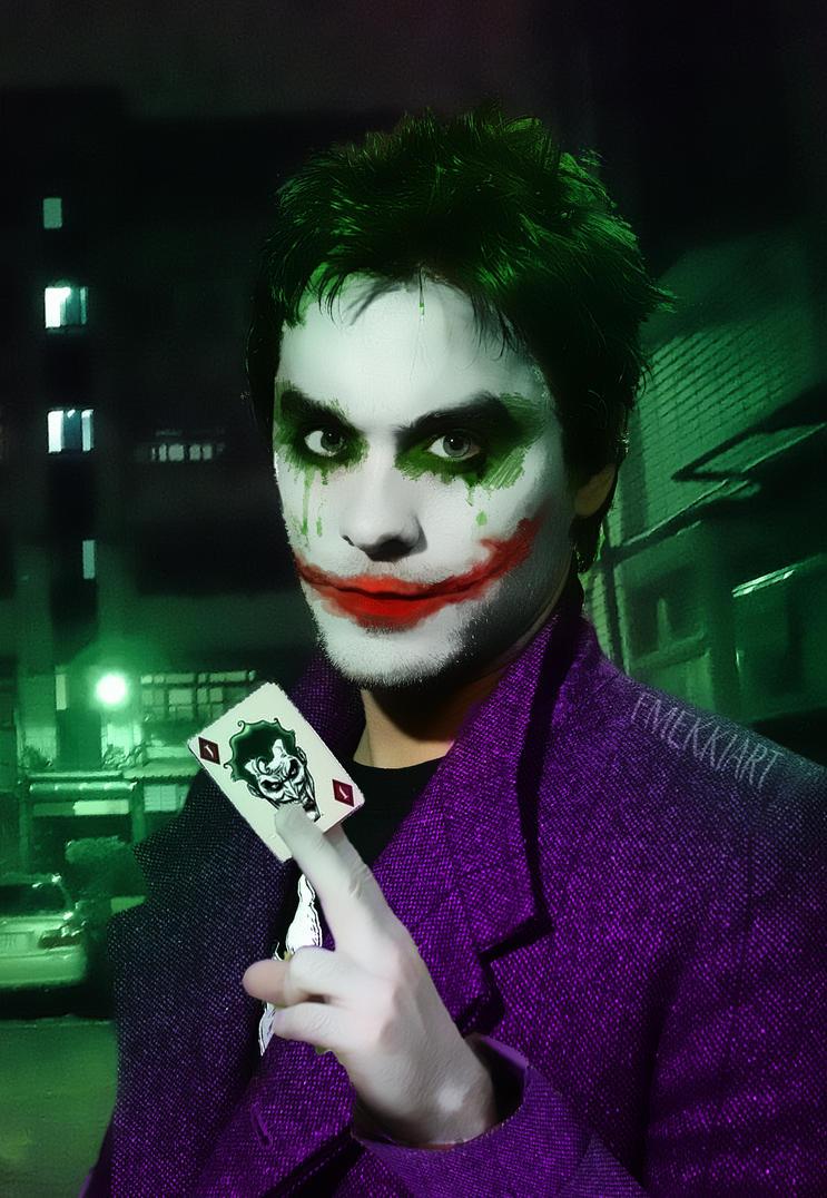 Jared Leto Joker [edit] by mekk33