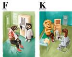 The Animal Hospital by ah6