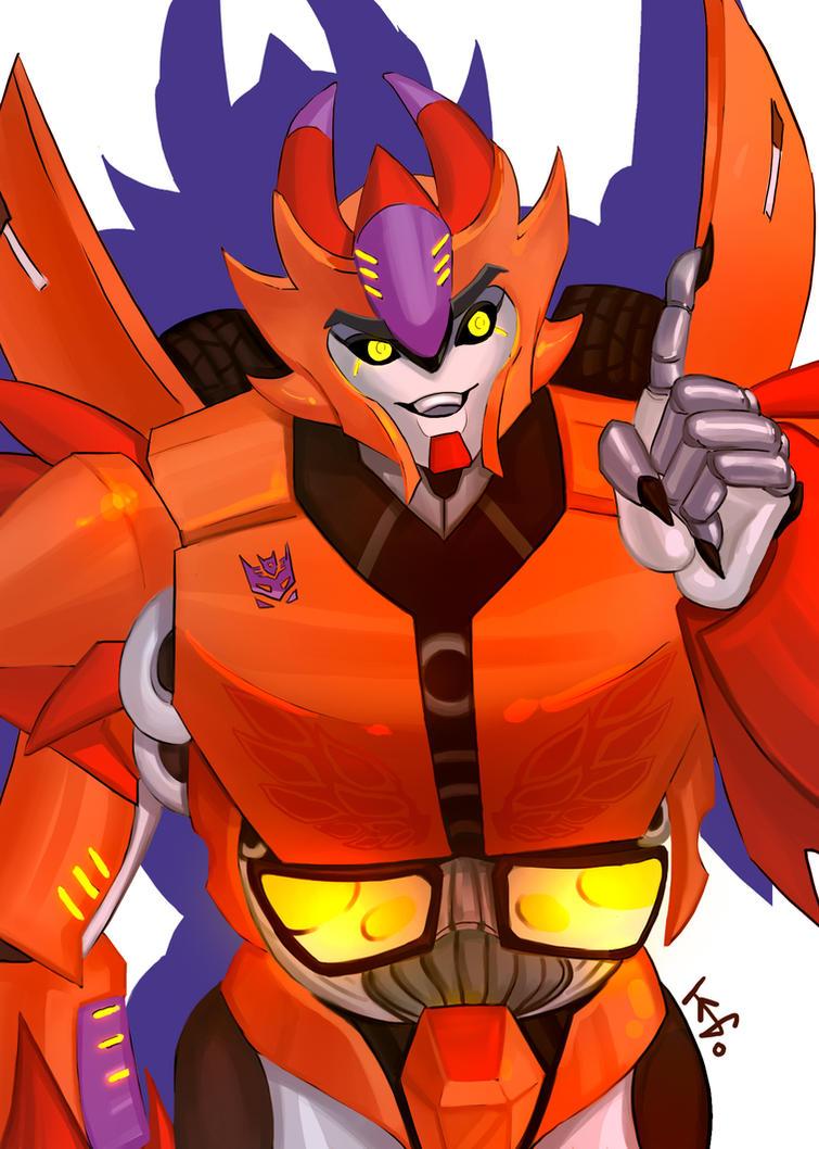 RQ:Kickstorm by FeatheryDragon