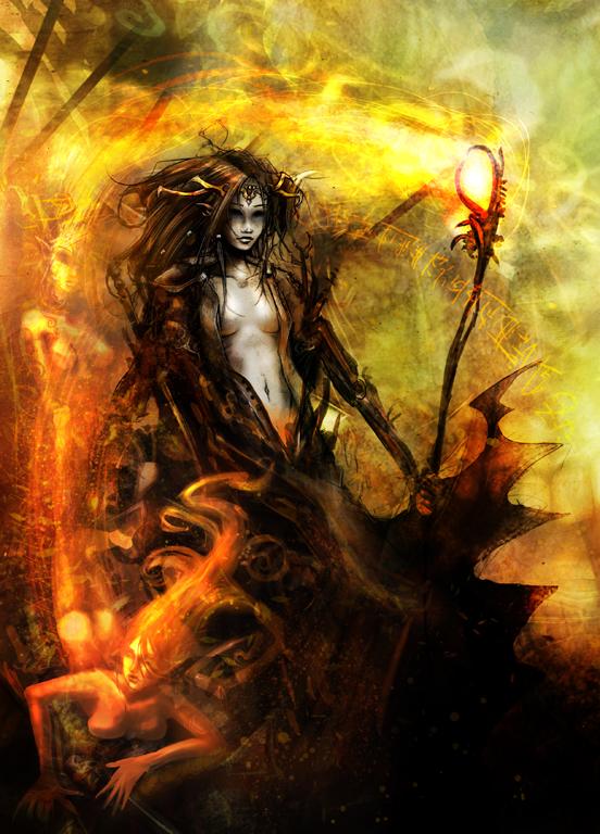 Death Deity Fieri