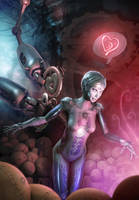 Mistress of Puppets by Krakenkatz