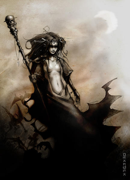Witch by Krakenkatz