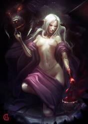 Dark Ritual by Krakenkatz