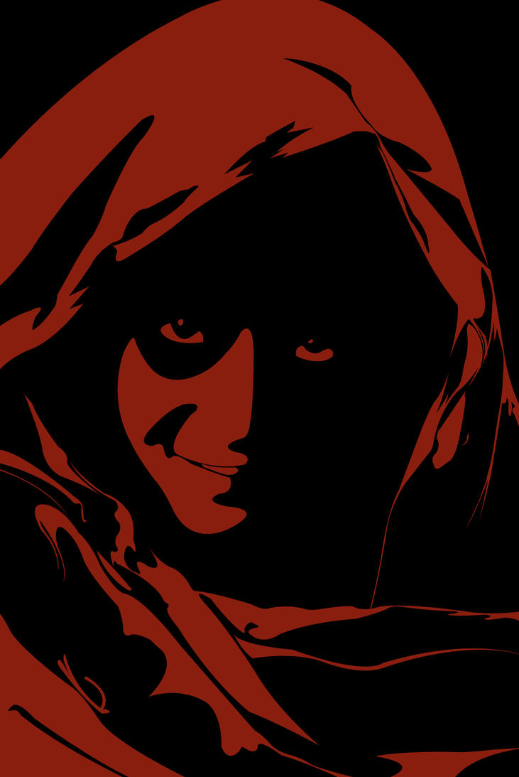Deep dark red by djseras on deviantart for Dark red paintings