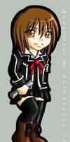 Vampire Knight : Yuuki Chibi