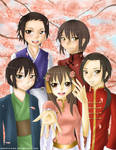 APH East Asia