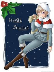 APH: Finland: Merry Christmas by GenkiIchigo
