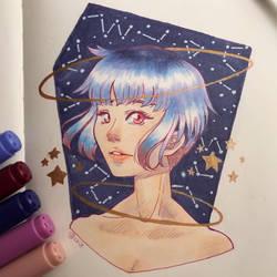 Outer Space by GenkiIchigo