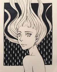 Wind and Rain by GenkiIchigo