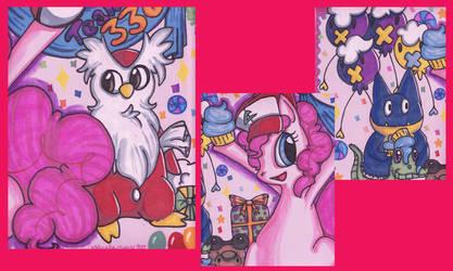PPC::+Pinkie Pie playmat details+
