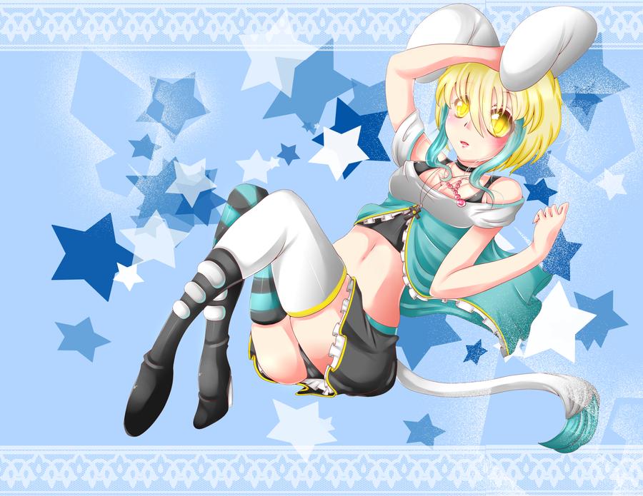 :SS: Kia by XMireille-chanX