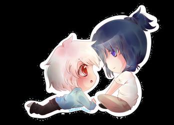 :CP: Shion and Nezumi