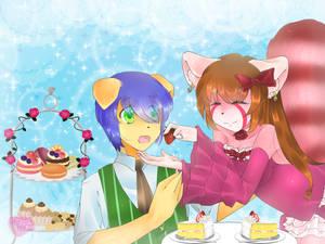 :HBD: Tea-Time with Michigo