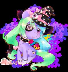 Chibi Lavender