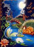 La Princesse et la grenouille by HemmaTagada