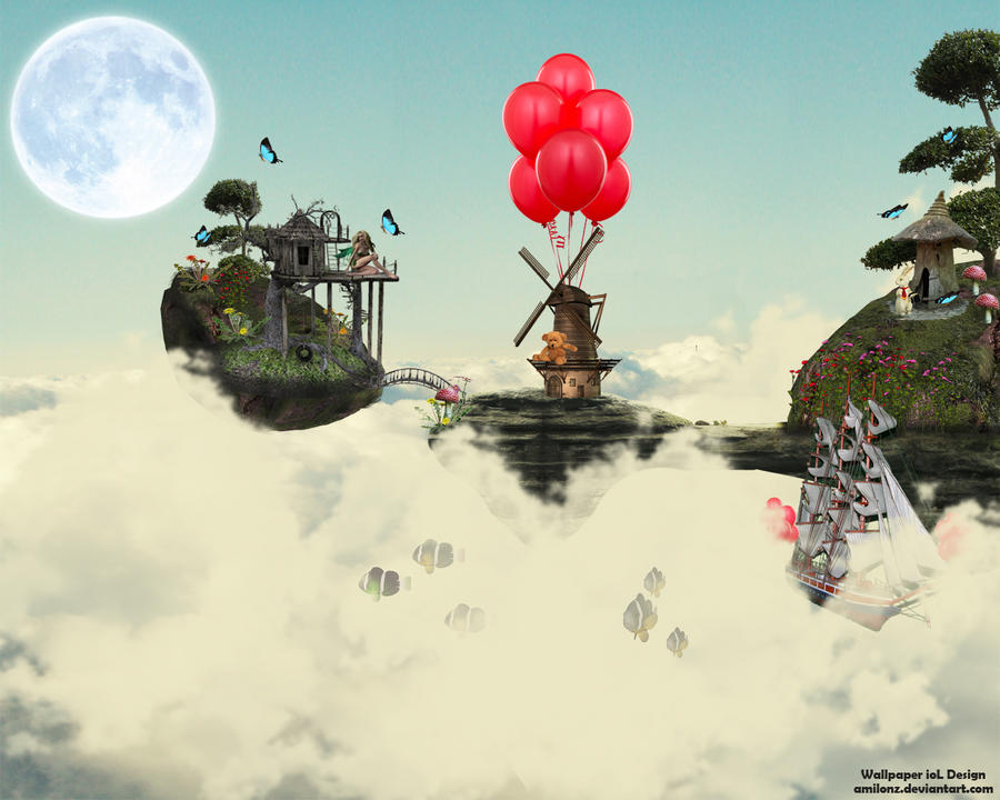 Fantasy World by amiLOnZ