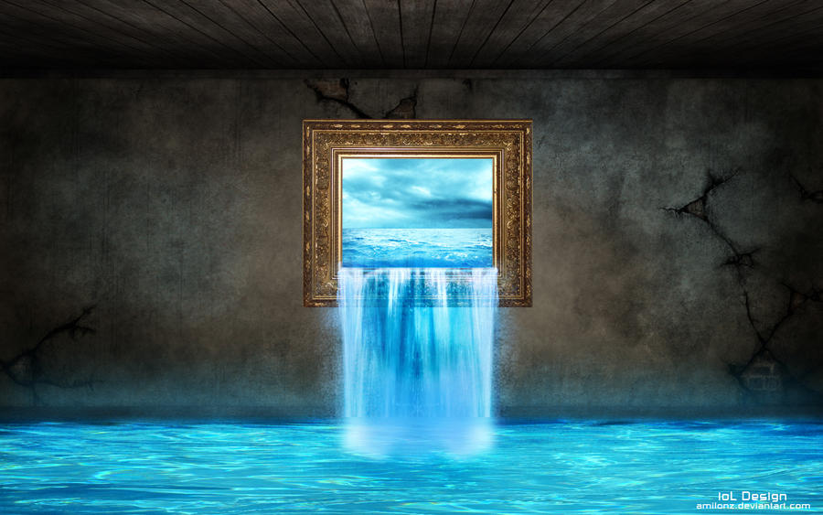 Water Room By Amilonz On Deviantart-8111