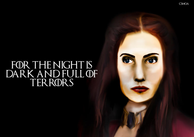 Melisandre by Cecixx19