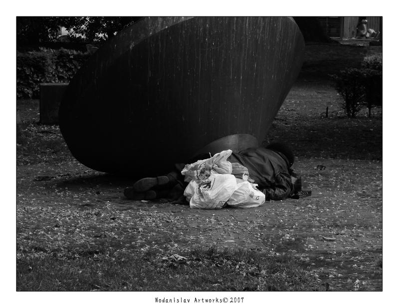 Homeless by Wodanislav