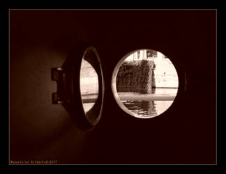 Through The Porthole by Wodanislav