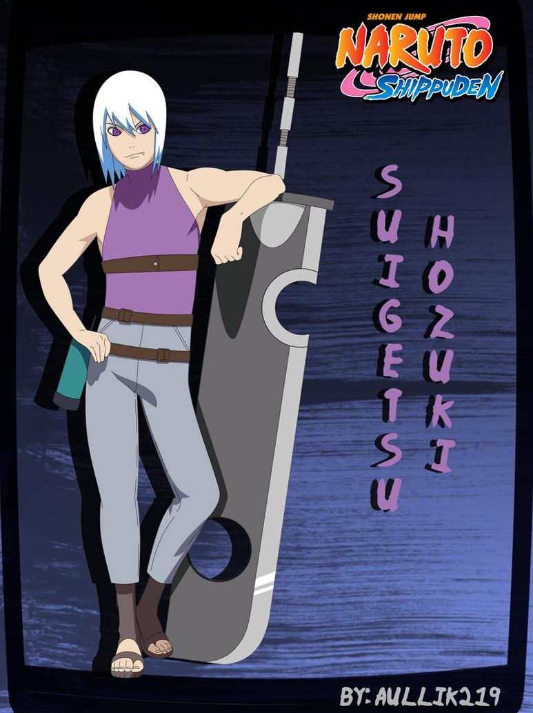 Naruto x One Piece: Character Suigetsu_hozuki_by_aullik219-d483e3k